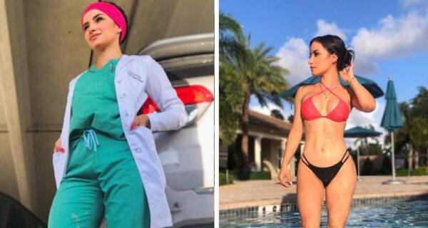 Медиков упрекнули в слишком откровенных фото и те ответили глобальным флешмобом #Medbikini