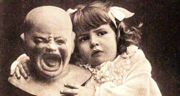 Если верить всем этим фотографиям, то в прошлом было жуть как страшно