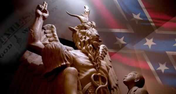 Сатанисты угрожают штату Миссисипи за упоминание Бога на новомфлаге