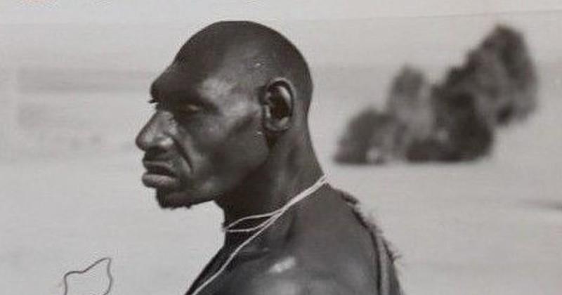 Был ли пещерный человек 20 века Аззо Бассоу неандертальцем? фото