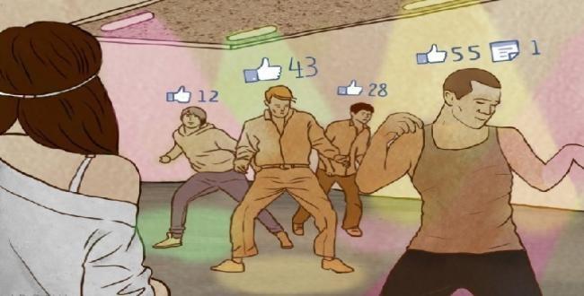 добыть лайки в фейсбук
