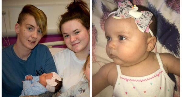 Отец из соцсетей: лесбиянка нашла донора спермы в Фейсбуке и родила от него здоровую девочку