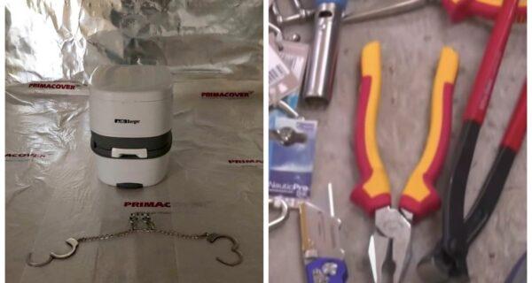 Комната страха: в Голландии обнаружена тайная камера пыток, принадлежавшая мафии