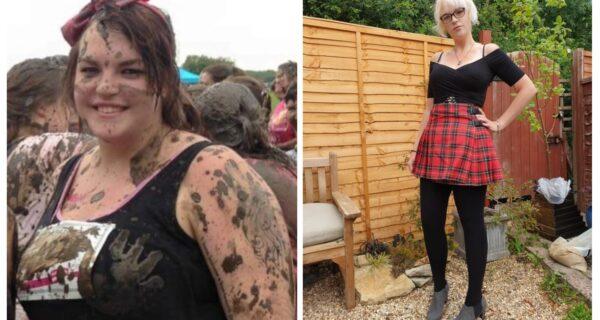 Омраченная радость: британка похудела на 64 кг, но ее раскритиковали в соцсетях
