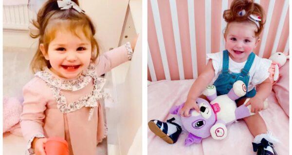 С пеленок — на обложку: 2‑летняя девочка станет самой юной моделью Vogue