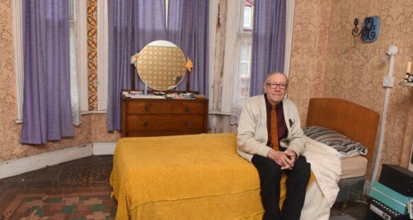 Дом, в котором остановилось время: 89-летний британец не меняет ничего в интерьере с 1948года
