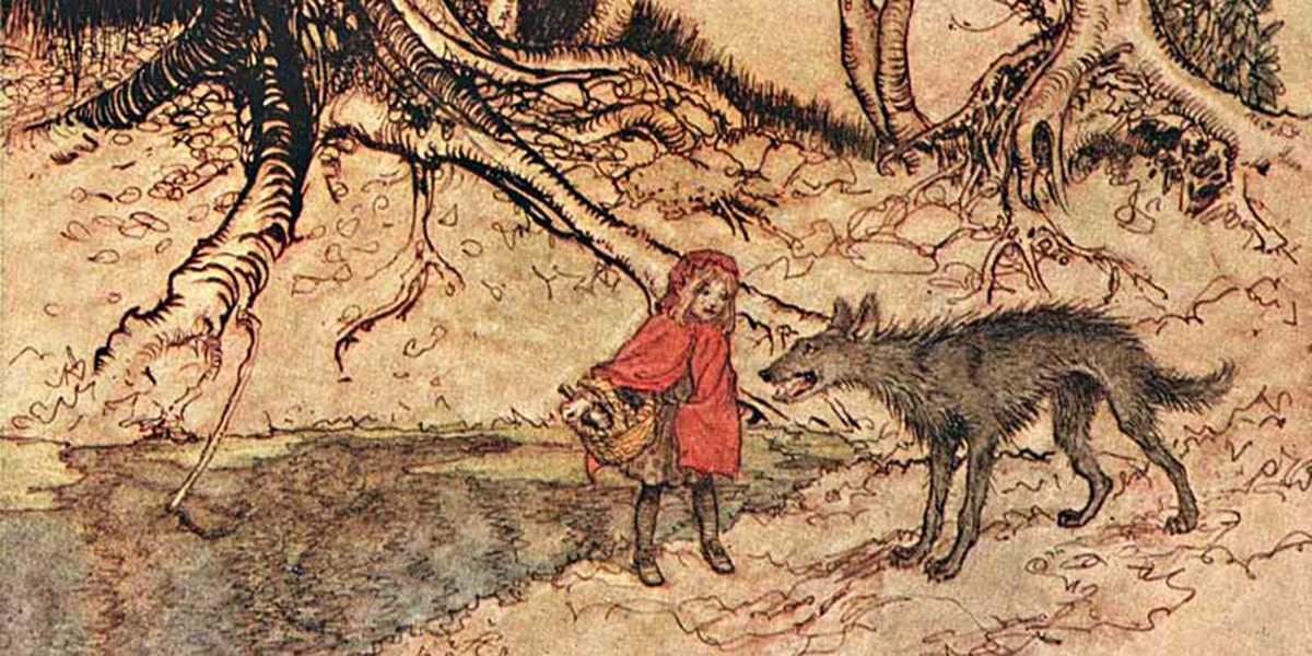 Средневековые убийцы, или о чем на самом деле сказка про Красную Шапочку? фото