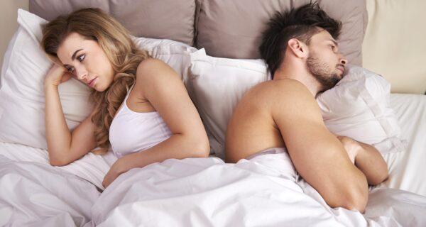 Уровень удовольствия: три британца оценили свои способности в постели, но их жены с ними не согласны