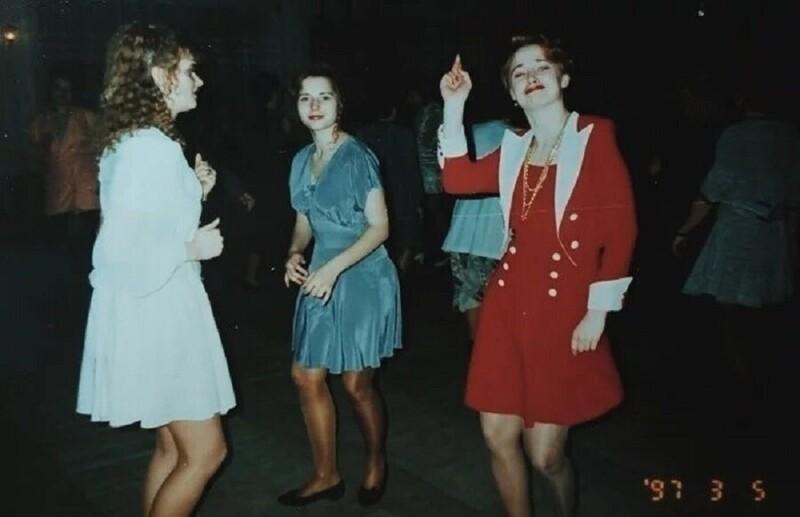 фотографии наших 90-х