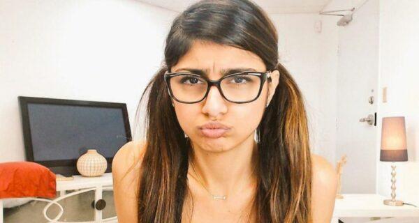 Порнозвезда Миа Халифа продает свои легендарные очки