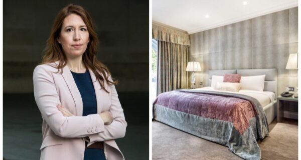 Британка проснулась обнаженной рядом с незнакомцем в отеле, а спустя пять лет привлекла его к ответственности