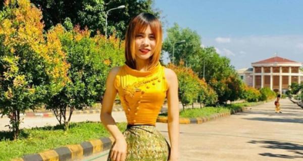 Студентка из Мьянмы ошеломила интернет своей невероятной талией