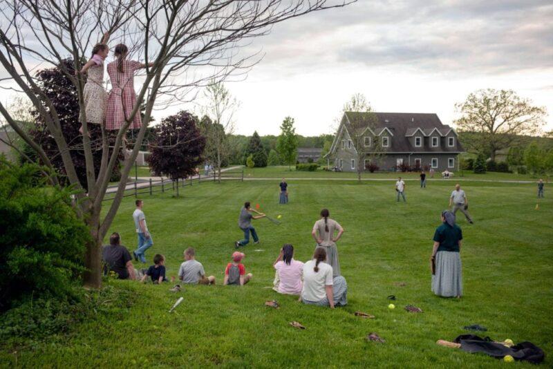 фото о жизни в религиозной общине Брудерхоф