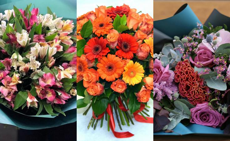 Где в Алматы можно подешевле купить цветы
