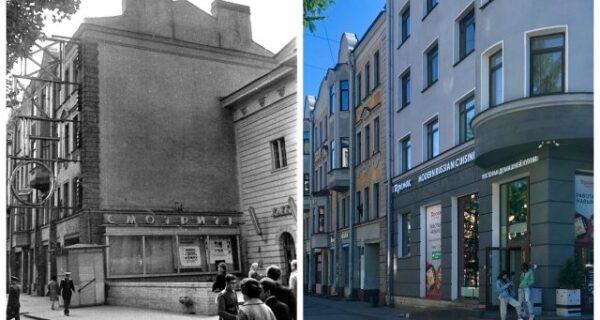 14 фото для сравнения старого и нового Петербурга