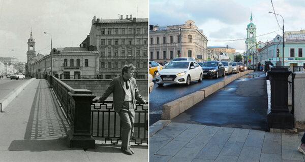 Тогда и сейчас: как Москва поменялась за 150лет