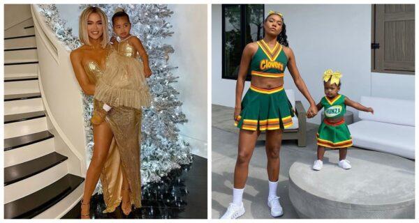 Мамина копия: новый модный тренд — звезды и их дочери в одинаковых нарядах