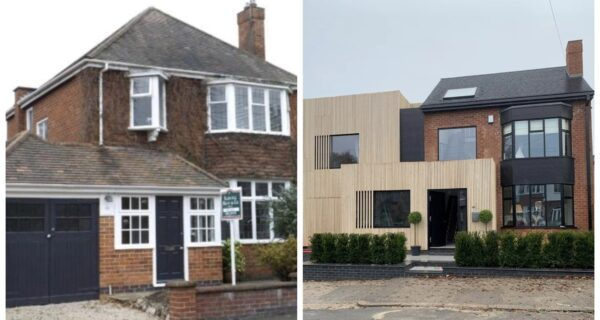 Потрясающая трансформация: британка преобразила старый дом в роскошный особняк
