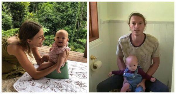 Сигнал к действию: как родители приучили дочь к горшку с 2‑недельного возраста