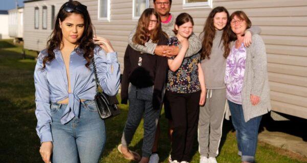 Юная мажорка в реалити-шоу Rich Kids, Skint Holiday была в шоке от убогих условий, в которых ей надожить