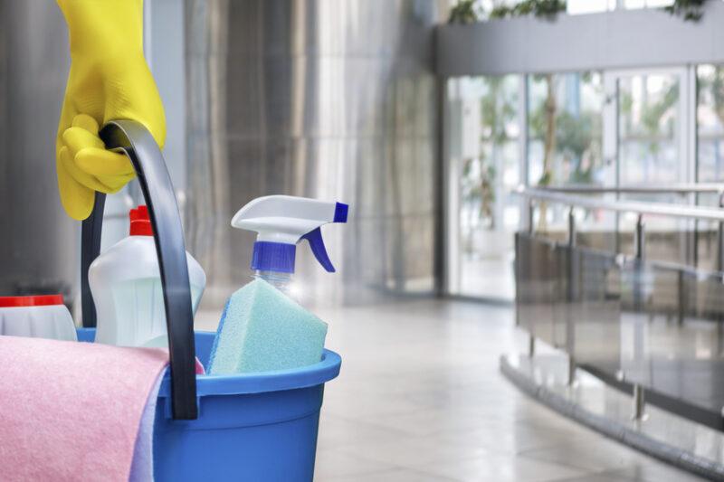 ежедневная уборка офиса