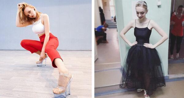 Из московского театра уволили растолстевшую балерину. Она весит 55кг