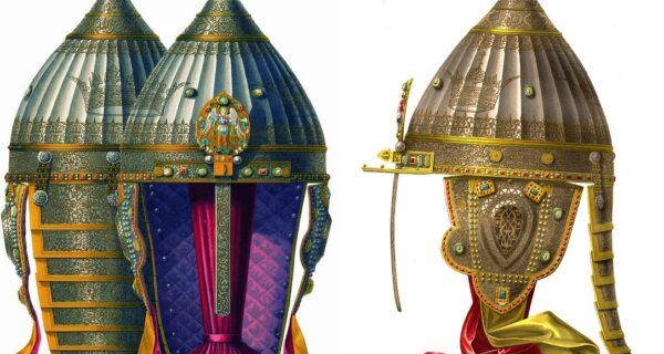 Почему на шлеме Александра Невского выкована цитата из Корана