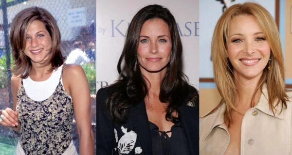 Моника, Рейчел и Фиби сейчас: как изменились актрисы сериала «Друзья»