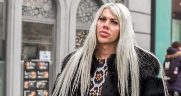 Мужчина-Барби из Чехии жалуется на непонимание окружающих