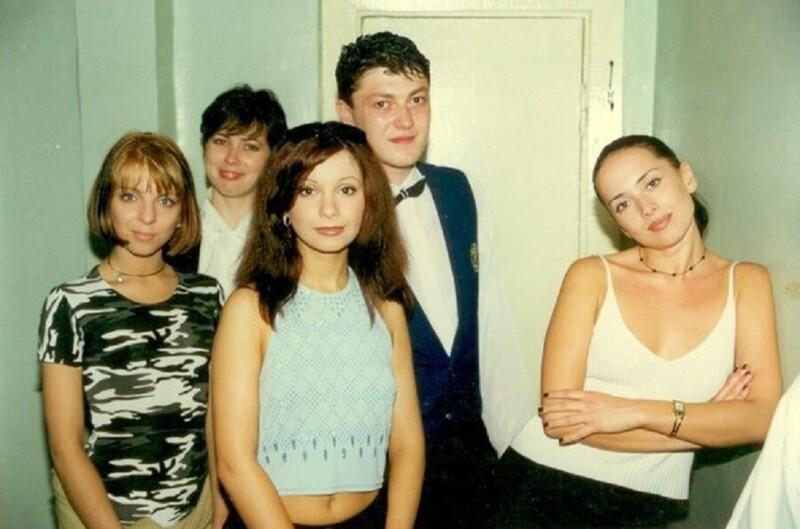 Ностальгическая подборка фотографий из наших 90‑х