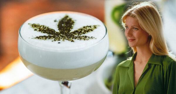 Свечи с ароматом оргазма и напиток со вкусом каннабиса: Гвинет Пэлтроу развивает бизнес