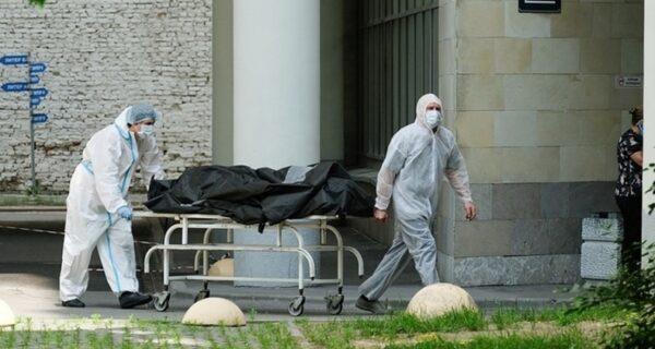 В подвале одного из госпиталей Барнаула устроили склад трупов
