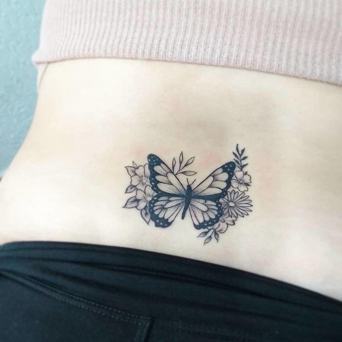 оригинальные татуировки