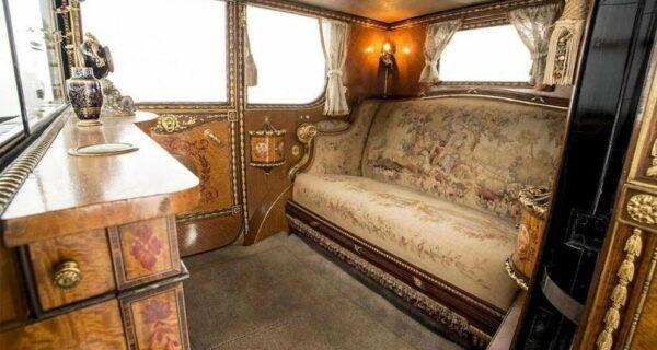 Версальская роскошь: «Фантом Любви» — самый дорогой Rolls-Royce в истории