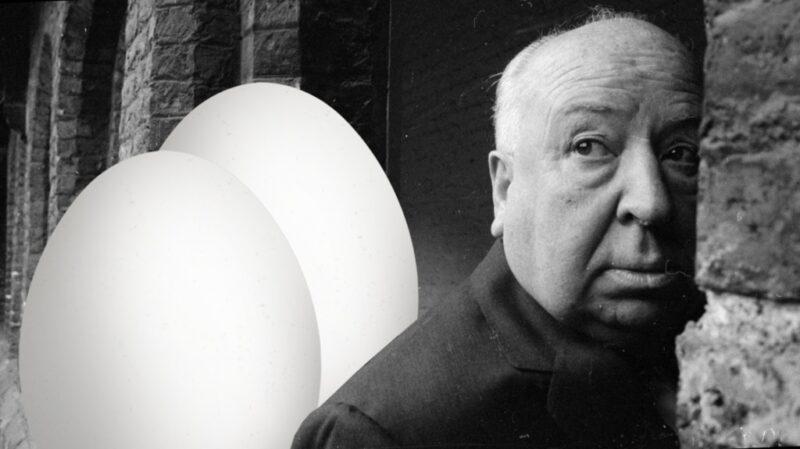 Альфред Хичкок и отвратительное яйцо