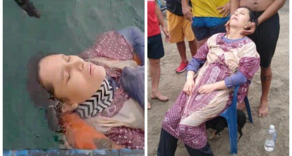Мистический случай — женщину, которая пропала 2 года назад, спас рыбак, заметив ее в открытом море