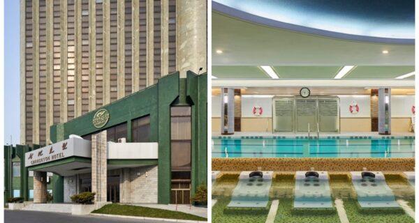 Психоделическая ностальгия: прогулка по отелям КНДР, застывшим во времени