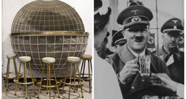 На аукцион выставили бар Гитлера, который 70 лет простоял в американском амбаре