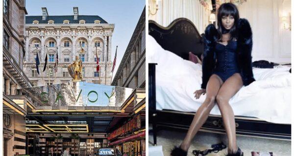 VIP-роскошь в отеле «Савой», любимой гостинице богатых и знаменитых
