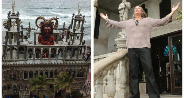 Дьявольское наваждение: прогулка по мексиканскому «замку Сатаны» стоимостью 4 миллиона долларов