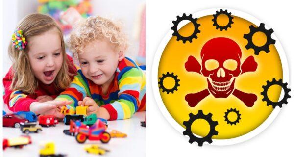 Смертельные игры: 10 самых опасных и вредных для здоровья детских игрушек