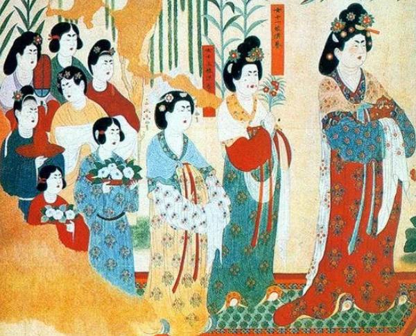 Сексуальные традиции в Древнем Китае