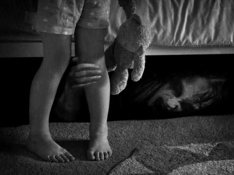 Стивен Кинг и холодная рука из-под кровати