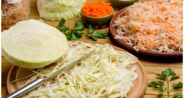 8 лучших рецептов квашенной капусты и советы, как сделать ее идеальной