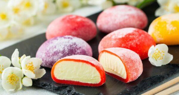 Что такое знаменитый японский десерт Моти и можно ли его приготовить самому?