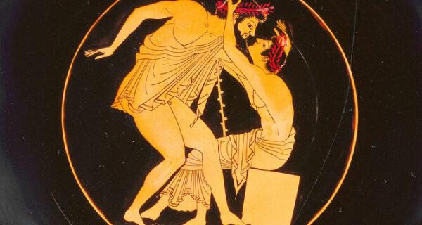 Мужская любовь и спартанские жены: сексуальная жизнь Древней Греции