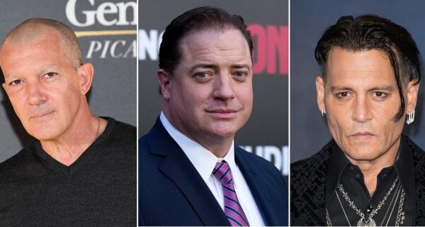 Уже не секс-символы! 8 голливудских красавчиков, которые забили насебя