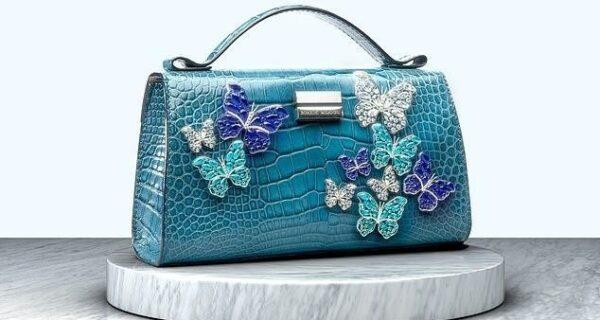 Самая дорогая в мире: итальянские дизайнеры представили женскую сумочку за 535 миллионов