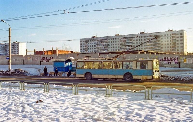 фото про Россию в дикие 90-е