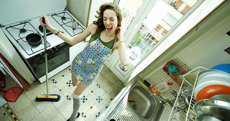 10 признаков плохой хозяйки, которые выдают ее с головой фото